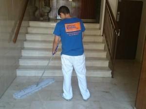 limpieza patios ancha